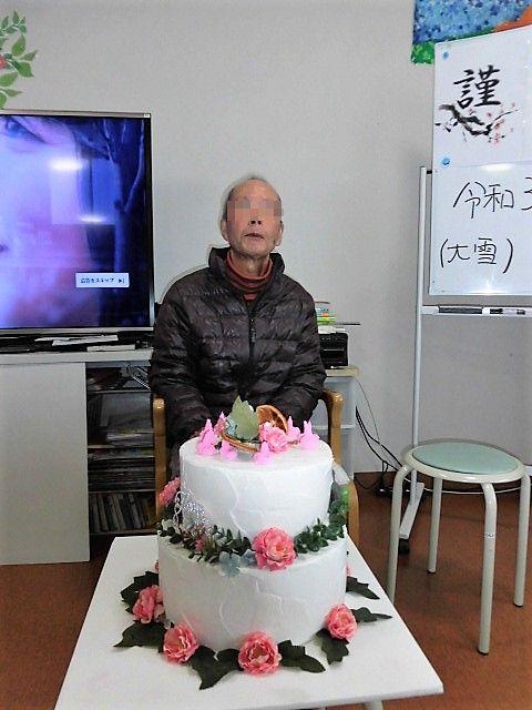 🎂お誕生日会🎂